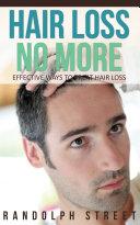 Hair Loss No More