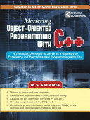 Mastering Object Oriented Programming With C