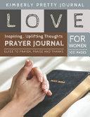 Love Prayer Journal for Women