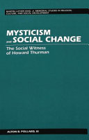 Mysticism and Social Change