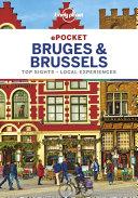Lonely Planet Pocket Bruges   Brussels