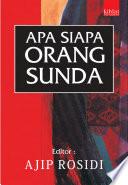 Apa Siapa Orang Sunda