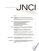 """Journal of the National Cancer Institute: JNCI."" by National Cancer Institute (U.S.), National Institutes of Health (U.S.)"