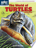 BOOST the World of Turtles Coloring Book Book
