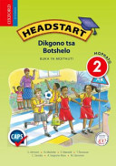 Books - Headstart Life Skills Grade 2 Learners Book (Setswana) Headstart Dikgono Tsa Botshelo Mophato 2 Buka Ya Moithuti   ISBN 9780195996074