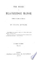 The Heirs of Blackridge Manor