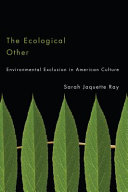 The Ecological Other