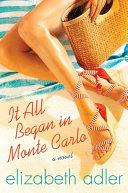 It All Began in Monte Carlo Pdf/ePub eBook