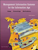 Cover of Management Information Systems for the Information Age