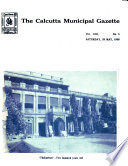 Calcutta Municipal Gazette