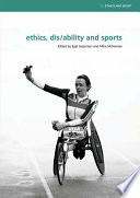 Ethics  Disability and Sports Book