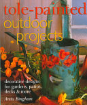 Tole painted Outdoor Projects