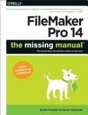 FileMaker Pro 14: The Missing Manual [Pdf/ePub] eBook