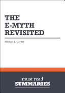The E myth Revisited Book
