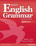 Basic English Grammar A With Audio Cd Book