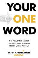 Your One Word Pdf/ePub eBook