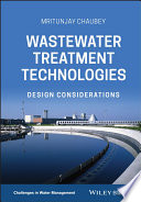 Wastewater Treatment Technologies Book