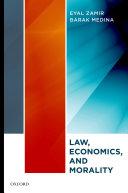 Law  Economics  and Morality