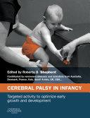Cerebral Palsy in Infancy
