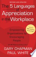 The 5 Languages of Appreciation in the Workplace Pdf/ePub eBook