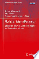 Models of Science Dynamics