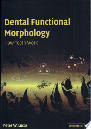 Free Download Dental Functional Morphology PDF - Writers Club