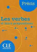 Les verbes et leurs prépositions