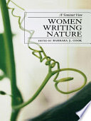 Women Writing Nature  : A Feminist View