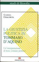 La giustizia politica in Tommaso d'Aquino