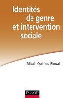 Pdf Identités de genre et intervention sociale Telecharger