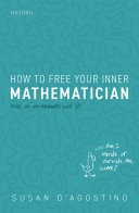 How to Free Your Inner Mathematician Pdf/ePub eBook