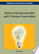 Modern Entrepreneurship and E Business Innovations
