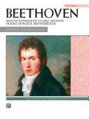 Selected Intermediate to Early Advanced Piano Sonata Movements  Volume 1