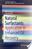 Natural Surfactants Book