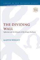 The Dividing Wall