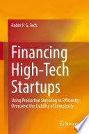 Financing High Tech Startups