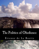 The Politics of Obedience banner backdrop
