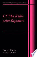CDMA Radio with Repeaters Book