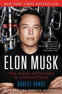 Elon Musk Pdf/ePub eBook