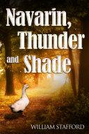 Navarin, Thunder and Shade Pdf/ePub eBook
