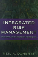 Cover of Integrated Risk Management
