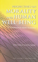 Perspectives on Morality and Human Well Being
