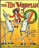 The Tin Woodman of Oz (Illustrated)