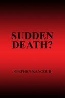Pdf Sudden Death?