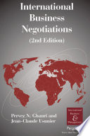 International Business Negotiations Book PDF