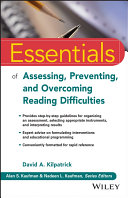 Essentials of Assessing, Preventing, and Overcoming Reading Difficulties [Pdf/ePub] eBook