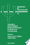 Tutorials In Event Related Potential Research Endogenous Components