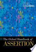 The Oxford Handbook of Assertion