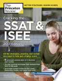 Cracking the SSAT and ISEE, 2017 Edition