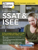 Cracking The Ssat And Isee 2017 Edition Book PDF